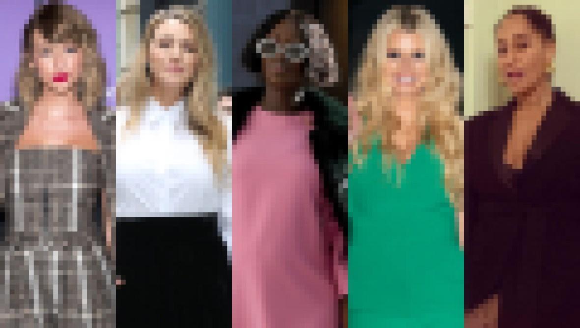 Taylor Swift, Blake Lively, Jodie Turner-Smith, Jessica Simpson, Tracee Ellis Ross Best Worst Dressed Celebs Winter 2020