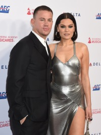 Channing Tatum and Jessie J Red Carpet Debut
