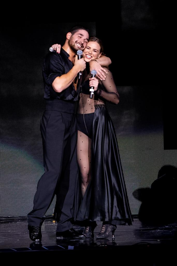 Hannah Brown and Alan Bersten 2020 Dancing With the Stars Tour