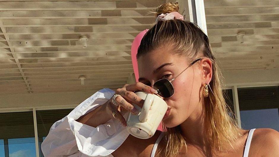 Hailey Baldwin Bikini Photo Kylie Jenner and Khloe Kardashian Comments