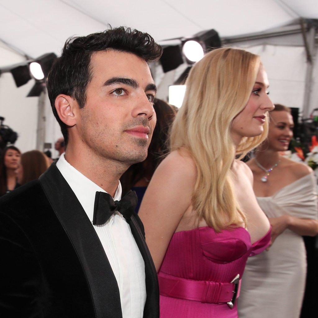 Sophie Turner and Joe Jonas 2020 SAG Awards