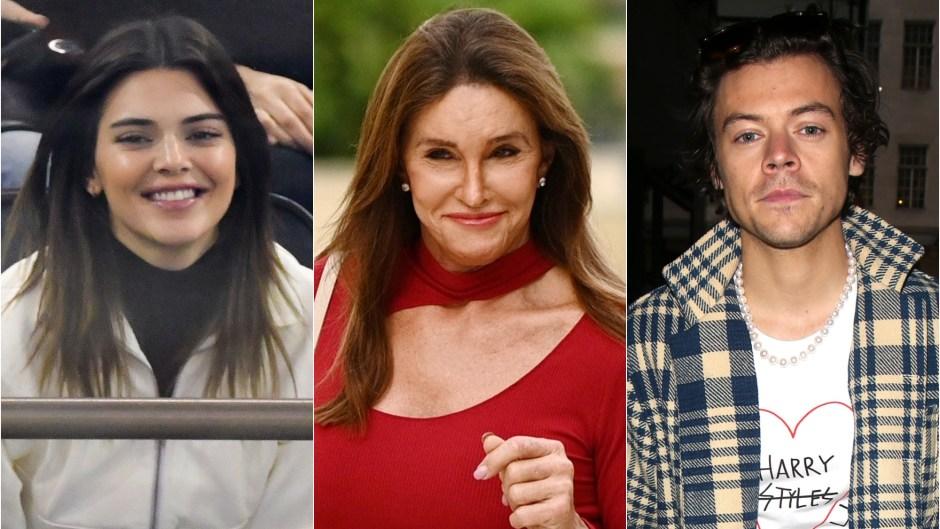 Kendall Jenner, Caitlyn Jenner, Harry Styles