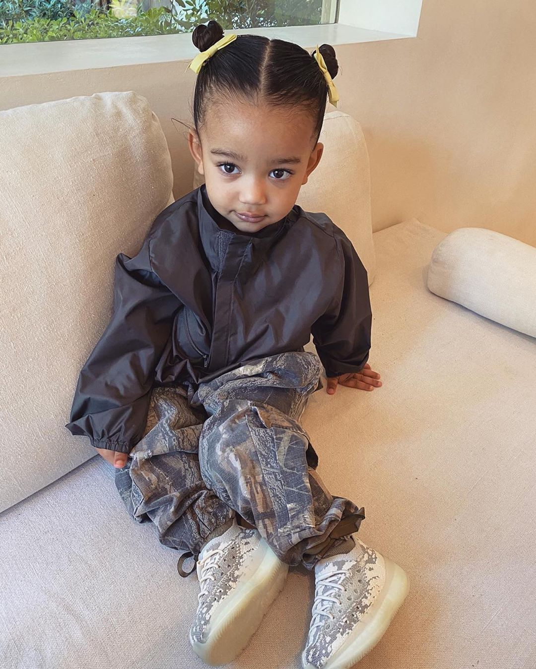 Following in Her Daddy's Footsteps! Kim Kardashian Shares Adorable Video of Chi Singing