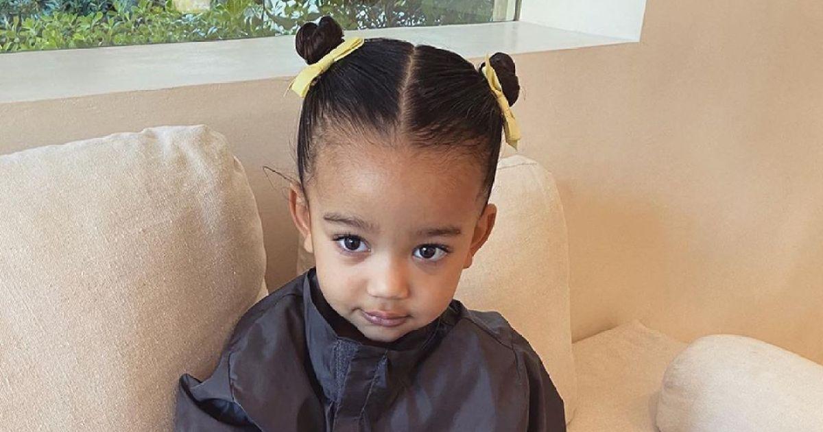 Chicago West S Cutest Photos Kim Kardashian S Daughter Is So Cute
