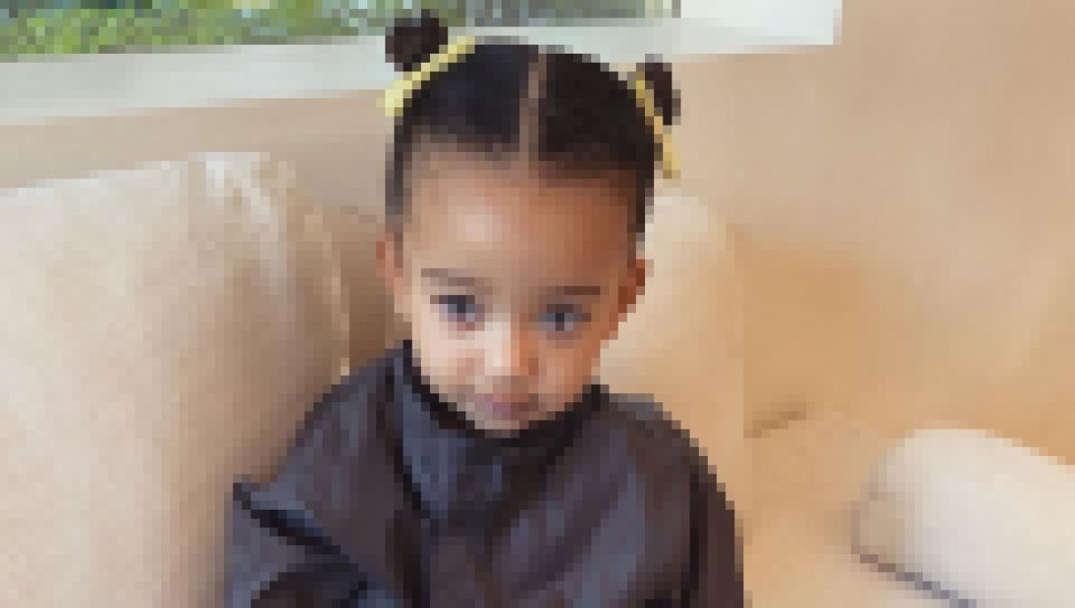 Chicago West Turns 2 See Birthday Wishes From KUWTK Family