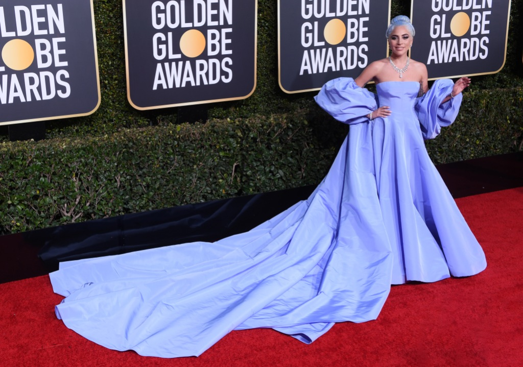 Lady Gaga Best Looks From Past Golden Globes