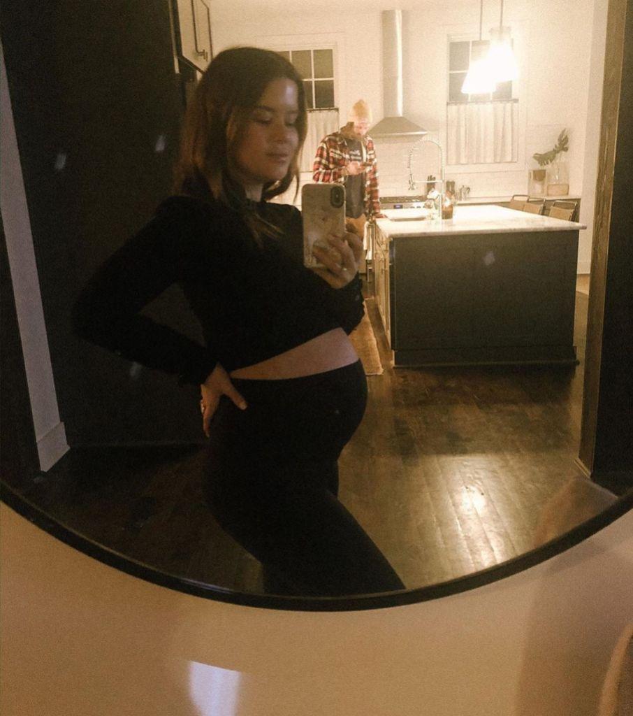 Maren Morris Babymoon