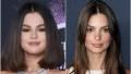 Selena Gomez and Emily Ratajkowski