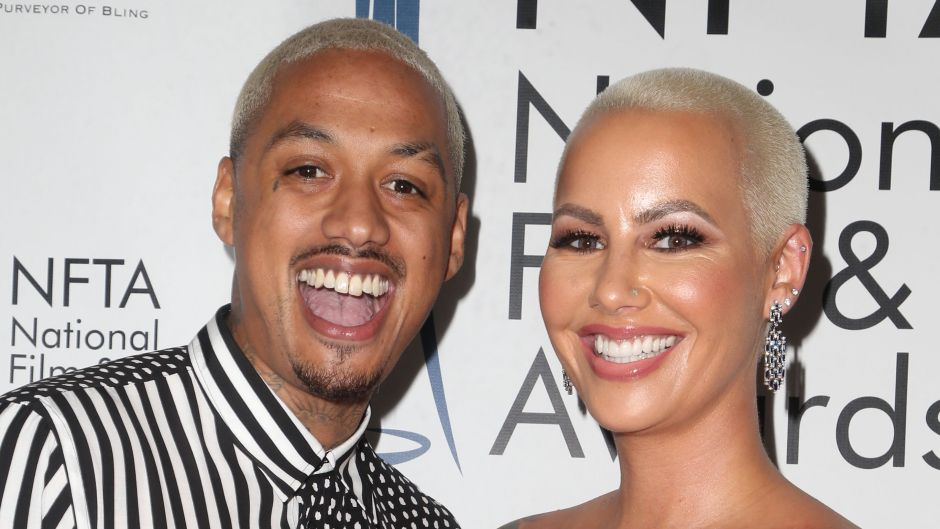 Are Amber Rose and Alexander Edwards Married
