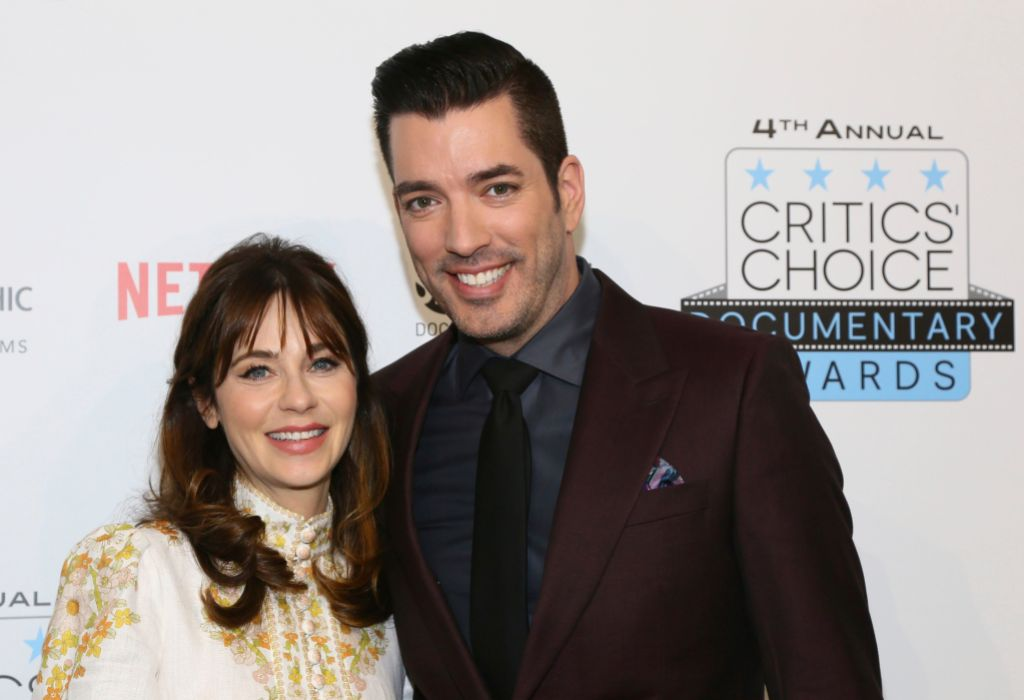 Jonathan Scott Wanted to be a Dad Before Zooey Deschanel