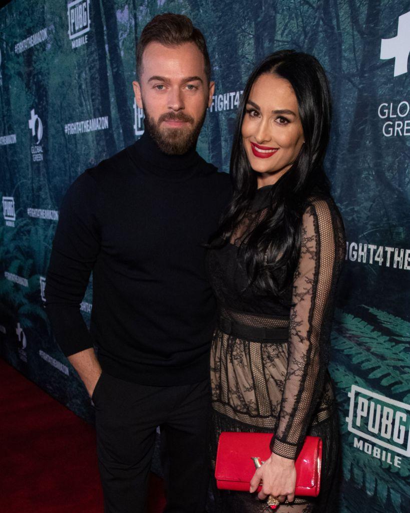 Artem Chigvintsev and Nikki Bella Pregnant