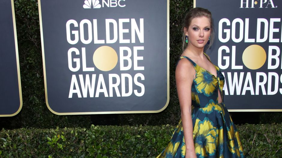 Taylor Swift Red Carpet Gown 2020 Golden Globes Red Carpet Photos