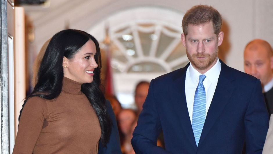 Prince Harry and Meghan Markle Might Move to Canada
