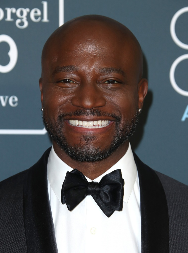 Taye Diggs Hosting 25th Annual Critics' Choice Awards, Arrivals, Barker Hanger, Los Angeles, USA - 12 Jan 2020