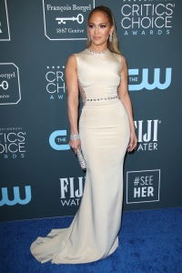 Jennifer Lopez 25th Annual Critics' Choice Awards, Arrivals, Barker Hanger, Los Angeles, USA - 12 Jan 2020