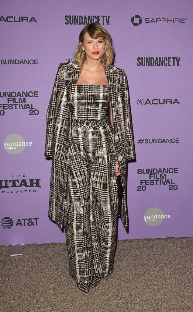 Taylor Swift 'Miss Americana' film premiere, Arrivals, Sundance Film Festival, Park City, USA - 23 Jan 2020