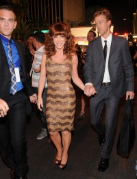 Kathy Griffin and Randy Bick Married on New Year's