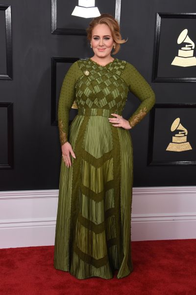 Adele Weight Loss Before