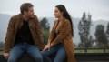 Bachelor Peter Weber and Victoria Fuller Talk Outside