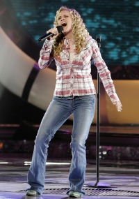 2005 Carrie Underwood Transformation