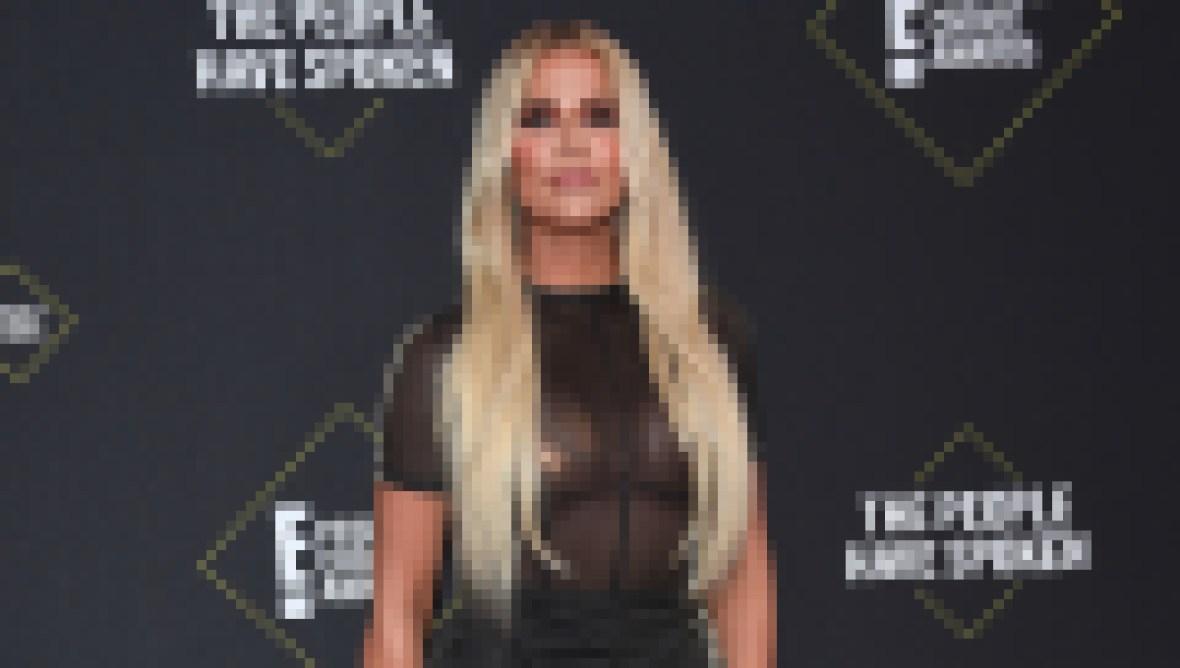 Celebrity Hair Transformations 2020, Khloe Kardashian