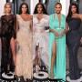 Hailey Baldwin, Kim Kardashian, Winnie Harlow, Chrissy Teigen, Kylie Jenner