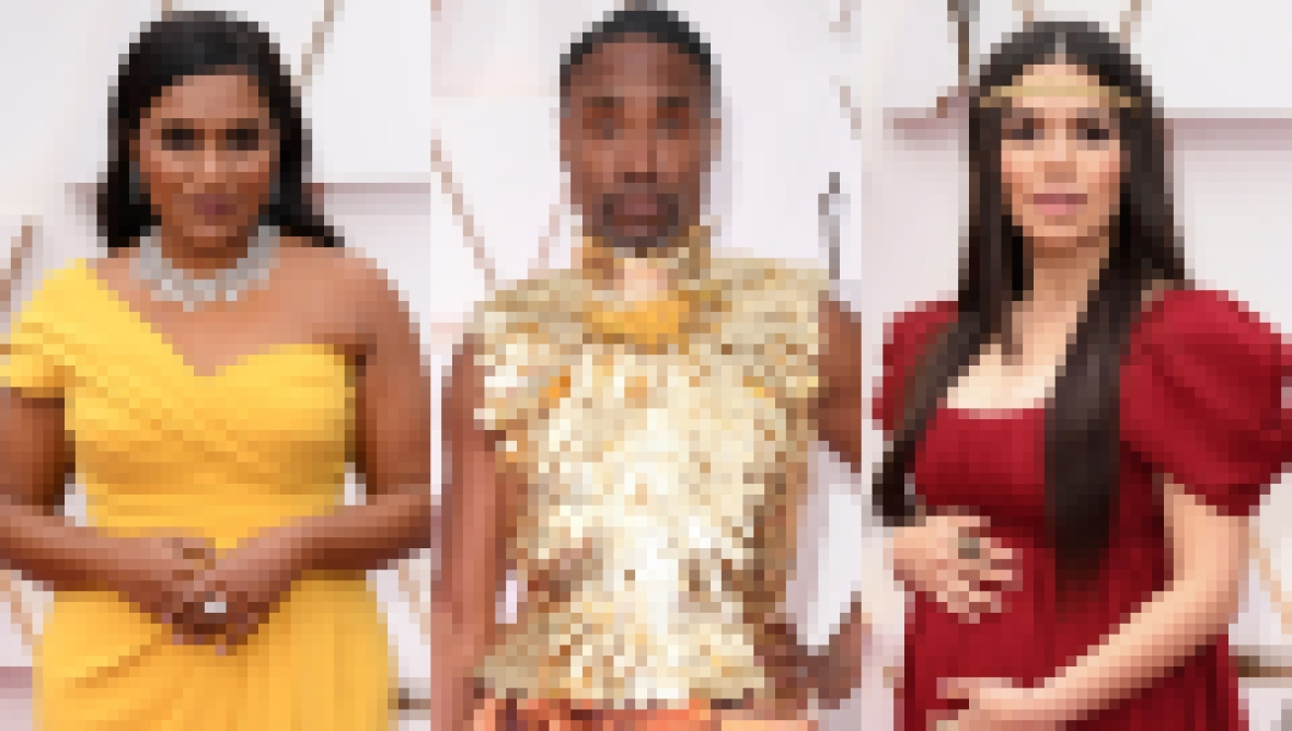 2020 Oscars Best and Worst Dressed Celebs