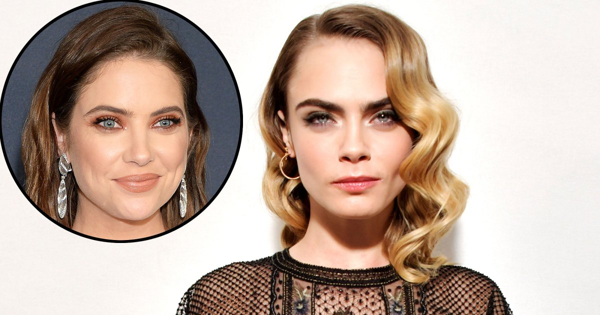 Ashley Benson Gushes Over Cara Delevingne S Hot Look At Dior Show