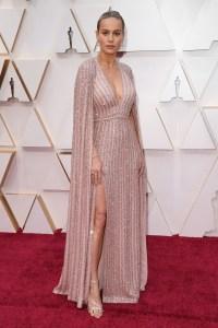 Brie Larson Oscars 2020