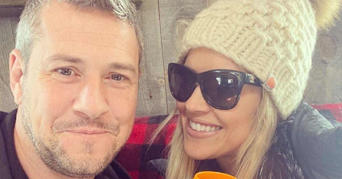 Goals! Christina Anstead Calls Husband Ant Her 'Forever Valentine'
