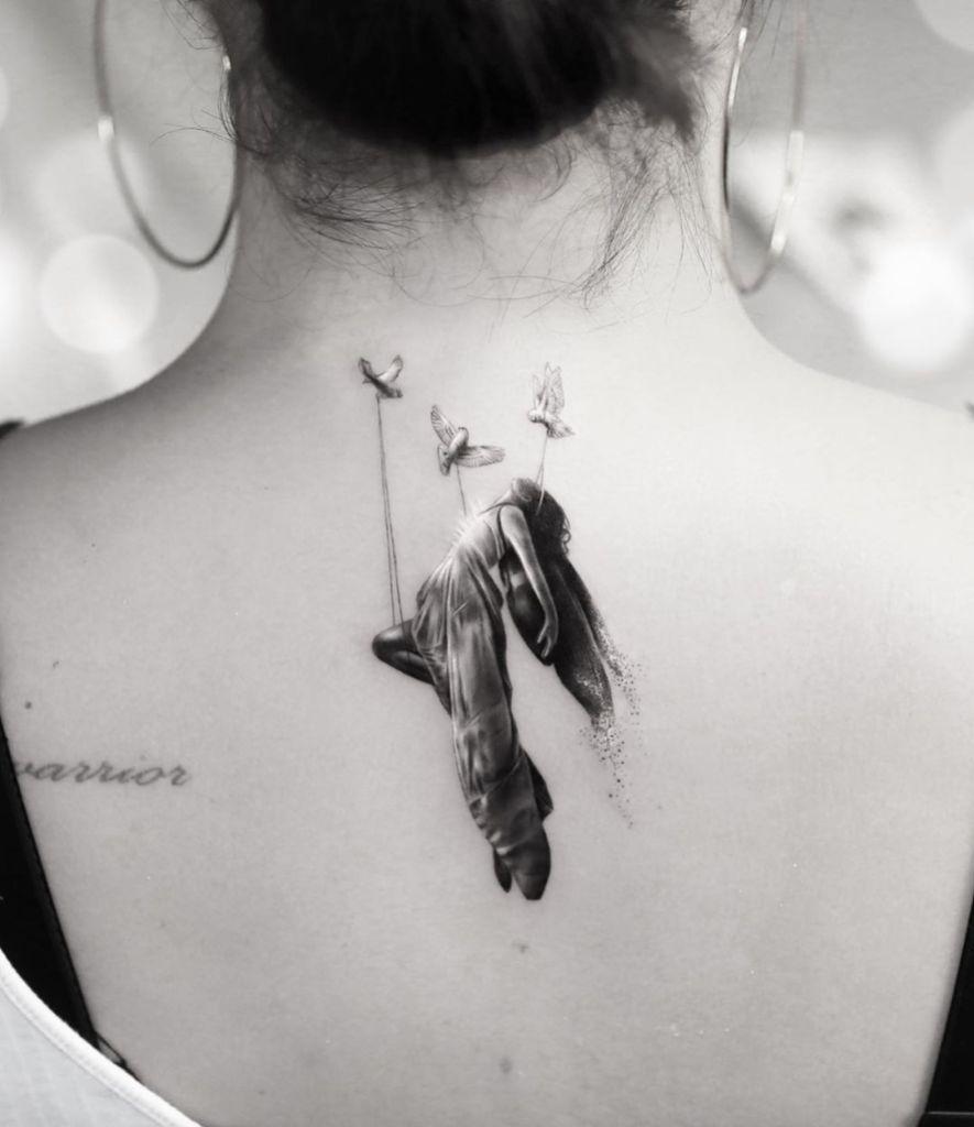 Demi Lovato's New Tattoo