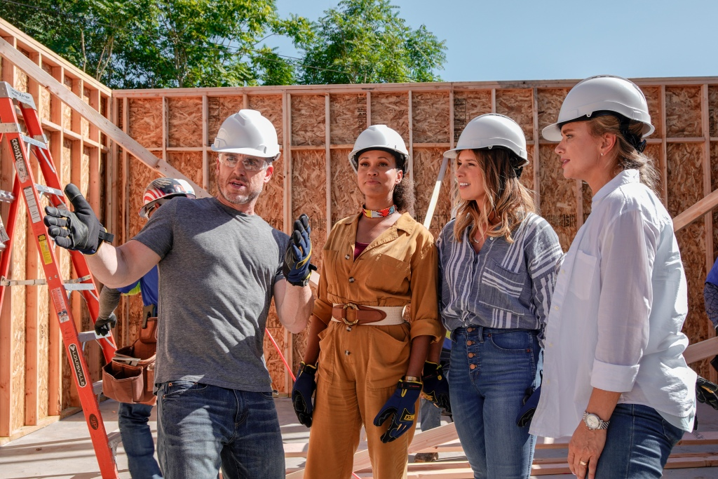 Extreme Makeover Home Edition Designers on Build Project HGTV
