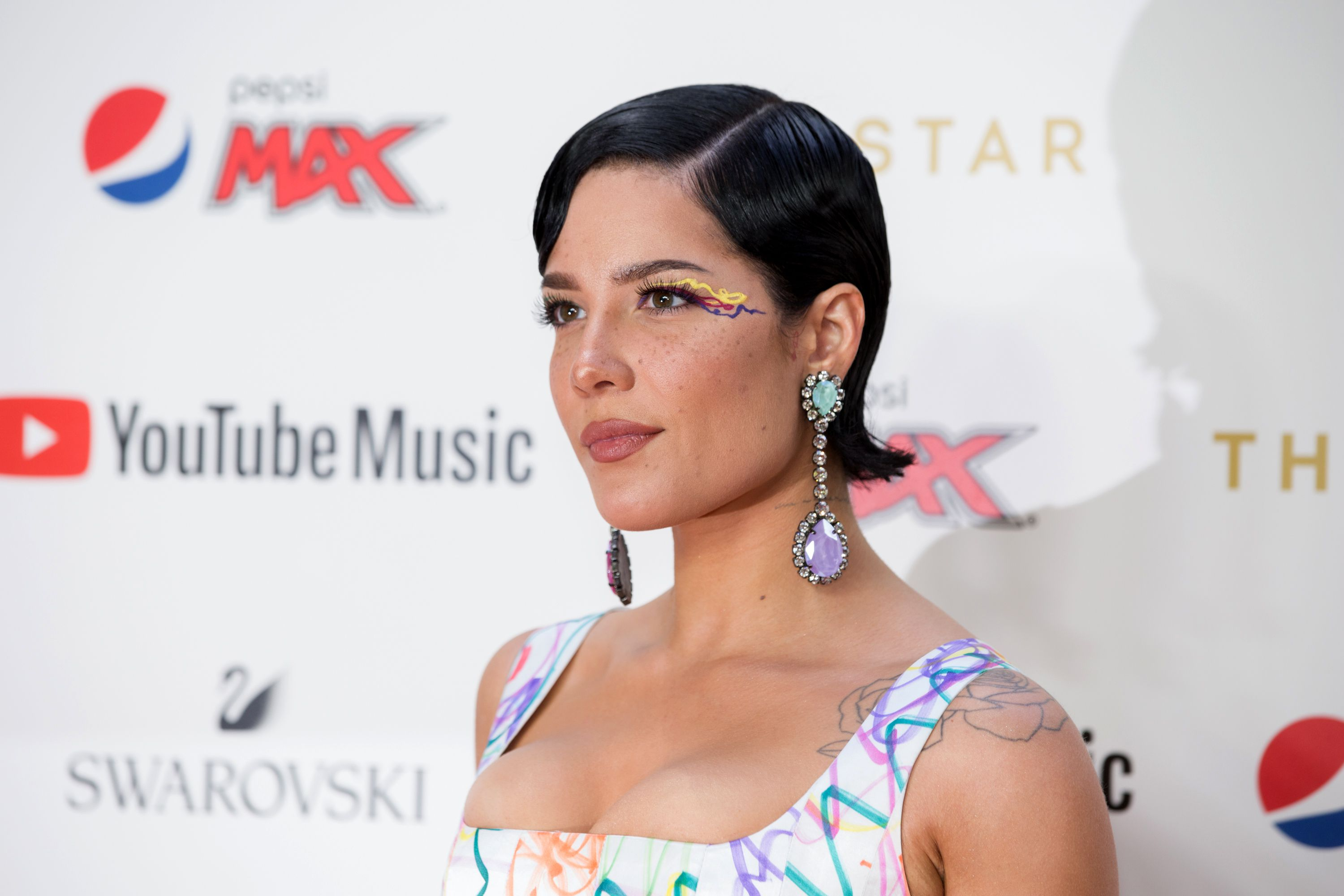 Halsey Teases 'Crazy' Upcoming Tour: It's 'F–ked Up' in a 'Good Way'