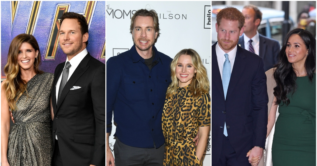 How Our Favorite Celebrity Couples Are Celebrating Valentine's Day