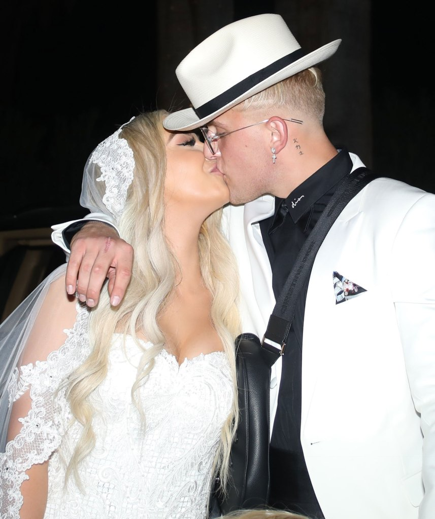 Jake Paul and Tana Mongeau Wedding
