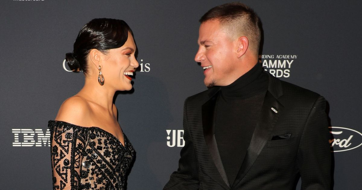 Channing Tatum and Jessie J 'Head Over Heels' After Getting Back Together