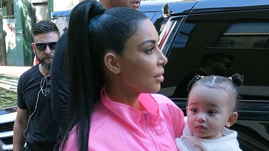 Kim Kardashian West, Chicago West