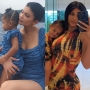 Kylie Jenner and Stormi Webster Matching Moments