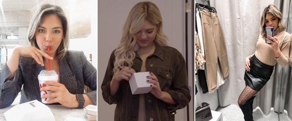Love Is Blind Netflix Star Giannina Gibelli Isnt Wearing Her Ring