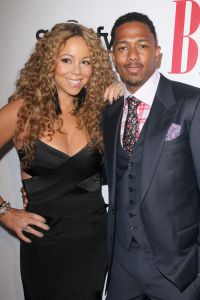 Mariah Carey and Nick Cannon Valentine's Day