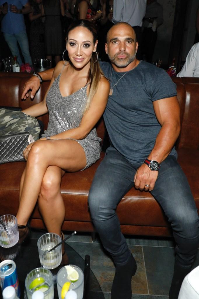 Melissa and Joe Gorga
