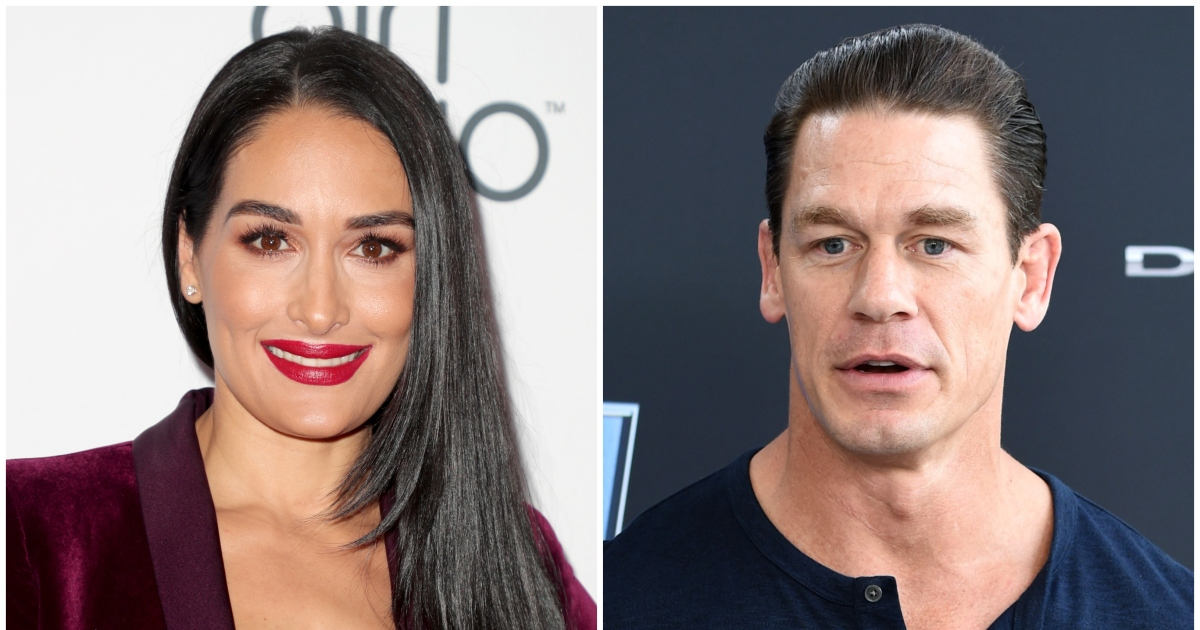 Nikki Bella Shades Ex John Cena and Is 'Letting Go of Rules'