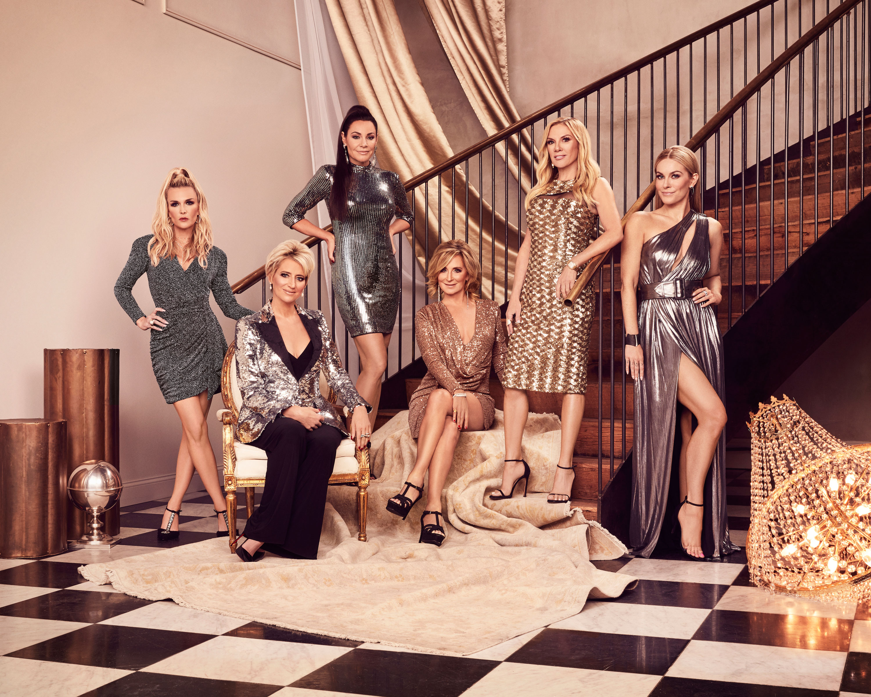 Real Housewives Of New York Season 12 Trailer What To Expect