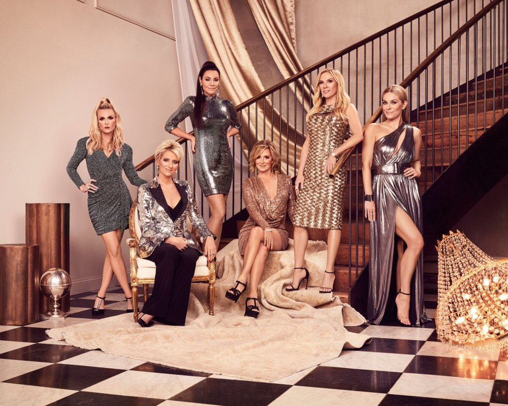 Season 12 Real Housewives of New York City cast photo