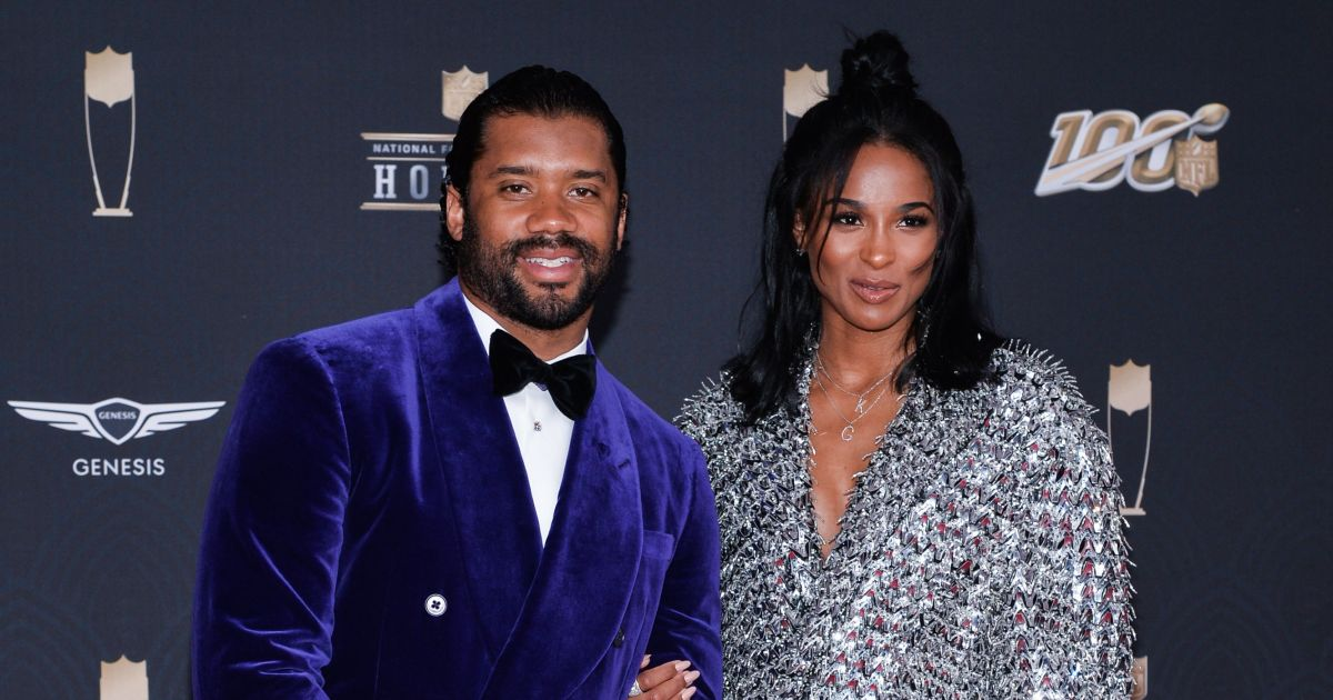 Russell Wilson's Mom Gave Him the Best Advice on Loving Ciara's Son