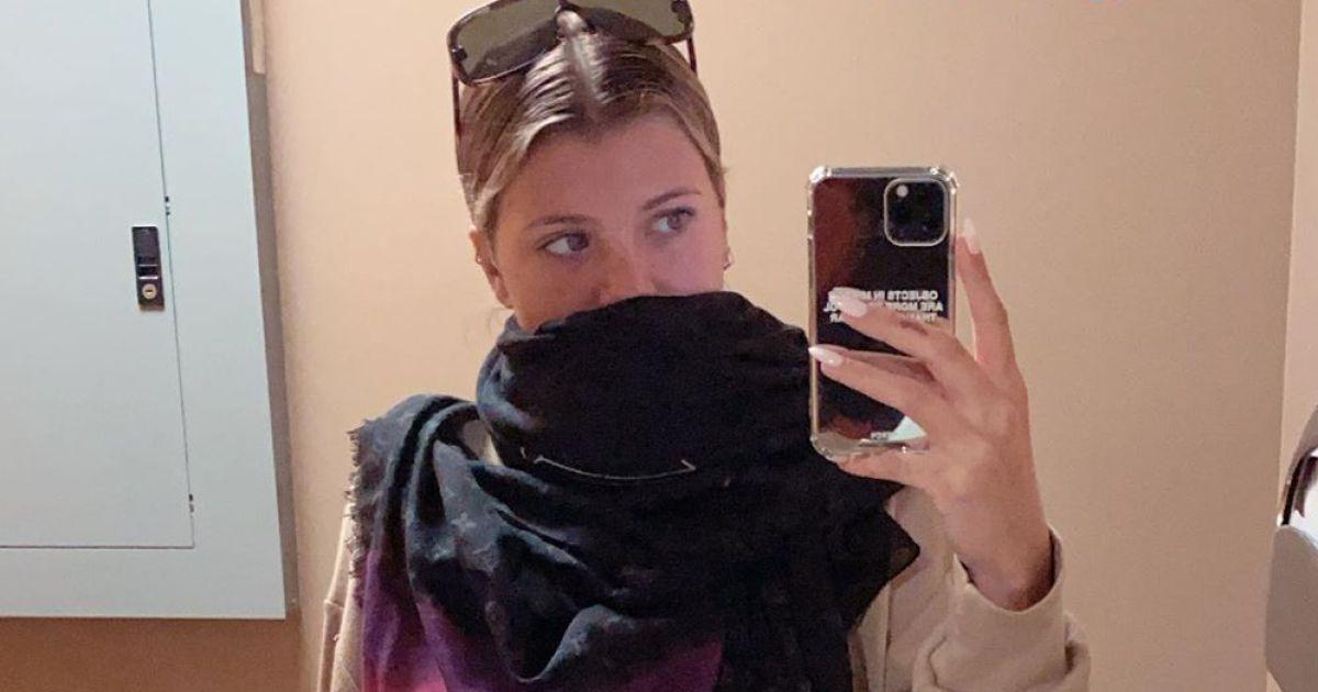 Sofia Snaps a Selfie Ahead of Getting Wisdom Teeth Removed: 'Here I Go'