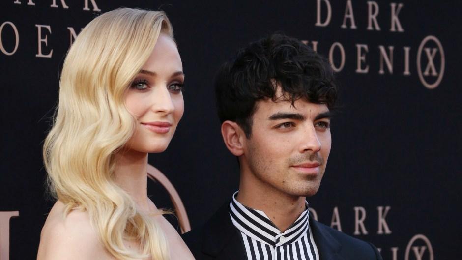 Sophie Turner and Joe Jonas at 'X-Men: Dark Phoenix' Premiere