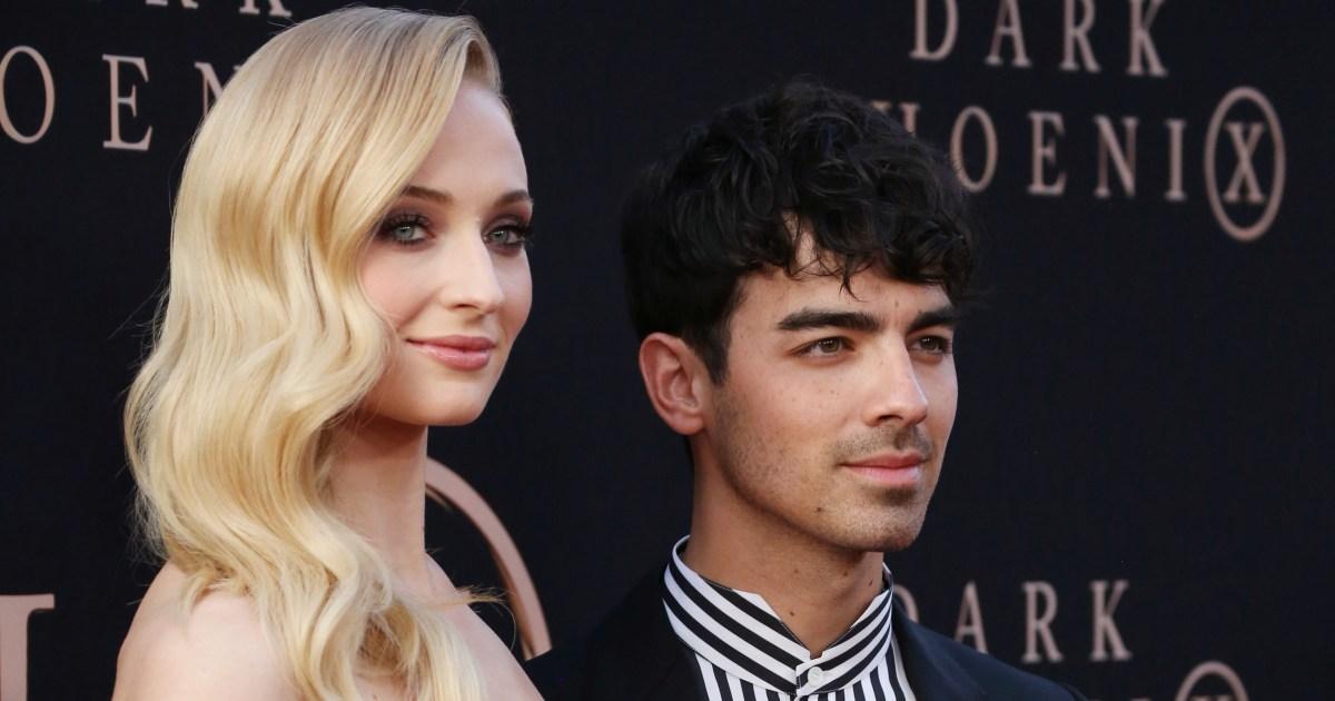 Joe Jonas Is Treating Sophie Turner Like a 'Princess' During Pregnancy