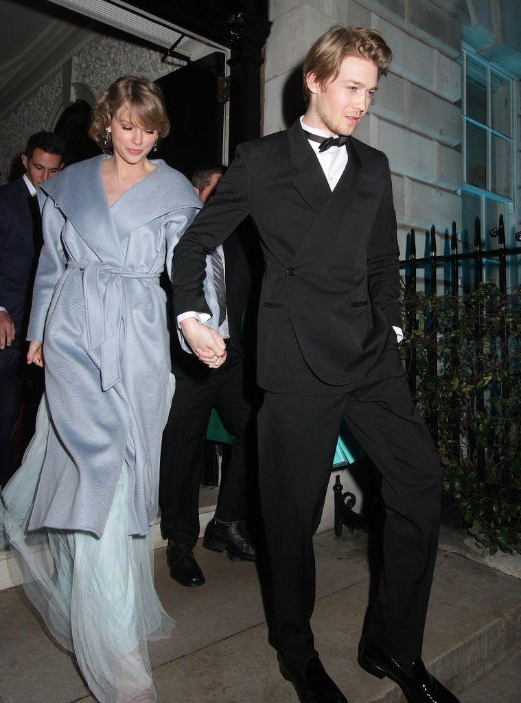 Taylor Swift Joe Alwyn Photos