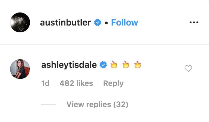 ashley-tisdale-austin-butler-ig-comment